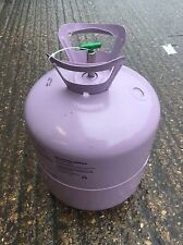 GAS BOTTLE EMPTY HELIUM For Up Cycle  DIY BBQ, ROCKET STOVE, CHIMINEA