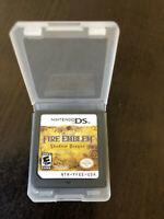 Fire Emblem nintendo ds game cartridge only