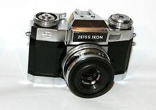 Zeiss Ikon * Contaflex S-Matic Super B mit Carl Zeiss Tessar 1:2,8 /50 * 5929
