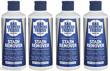 Bar Keepers Friend Stain Remover & Multi-Surface Cleaner 250g x 4