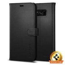 Spigen Galaxy S8 Plus Case Wallet S Black