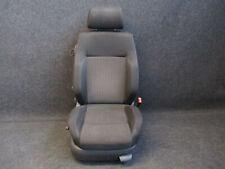 STOFF Beifahrersitz Sportsitz VW Golf 4 2-türig Sitz Ausstattung schwarz grau