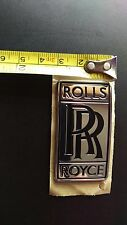 GENUINE Rolls Royce Dawn Wraith Badge Emblem RRP £140 UK RARE OEM New