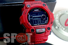Casio G Shock Burning Red Solar Watch GW-7900RD-4  GW7900RD 4