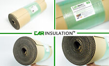 3m x 1m Roll Camper Van Carpet Underlay Thermal Acoustic Closed Cell Foam Sound