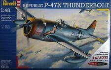 Revell Republic P-47N Thunderbolt Model Kit 04513 in 1:48 Scale