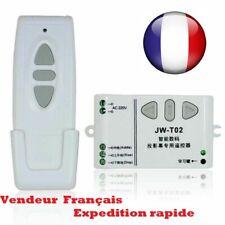 Télécommande sans fils radio 220v volet roulant électrique store Banne garage