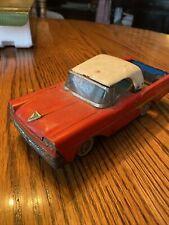 Tin Ford Fairlane 4652 Friction Car by Bandai