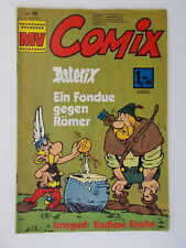 MV - Mickyvision Comix 1971 - Heft 16 (mit Asterix Beilage) Ehapa - Comic, Z. 2-