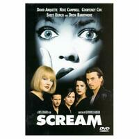 Scream On DVD with Neve Campbell Disney Romance Very Good D33