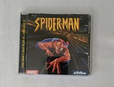 Spider-Man Activision PC Game 2001 Very Good Condition CD + Manual + Case