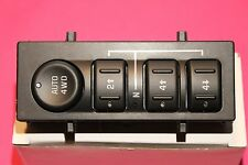 4 WHEEL DRIVE 4WD SWITCH SELECTOR 4X4 CHEVROLET FLEX FUEL 2003 2004 2005 06 07