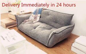 Sofa Bed Modern Design Floor 5 Position Adjustable Lazy Sofa Japanese Style