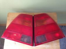 VW VOLKSWAGEN BORA TAIL LIGHTS MAGIC COLOR PAIR 11/98 963685 USED HELLA