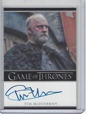 Game of Thrones Season 7 Tim McInnerny (Bordered) autograph FIRST