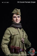 1/6 WWII Soviet Female Sniper VCF-2025 Figure by Very Cool