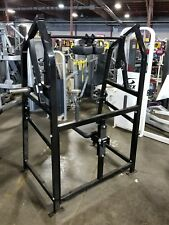 Used Hammer Strength Plate Loaded 4 Way Neck