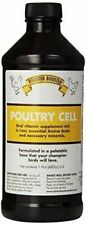 Rooster Booster Poultry Cell Bird Vitamin Supplement 16oz