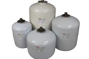 VAREM LC CE 0,16 l - 40 I Membran-Ausdehnungsgefäß für Trink- und Brauchwasser