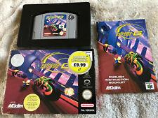 Extreme G / CIB / Nintendo 64 / PAL