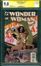 Wonder Woman 155 CGC SS 9.8 Adam Hughes Justice League 2019 sequel Movie