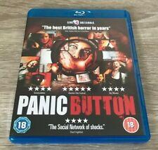 PANIC BUTTON (Blu-ray, 2011) THRILLER FILM MOVIE