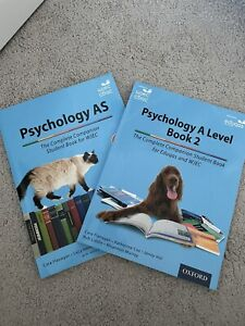 WJEC As And A level Psychology Textbook Bundle