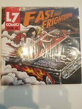 L7 FAST and FRIGHTENING Record Store Day RSD 2018 Vinyl 2LP Ltd. Ed. * 700 Only