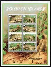 SOLOMON MNH 2005 SG1162-165 Endangered Species Sheetlet