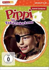 DVD * ASTRID LINDGREN : PIPPI LANGSTRUMPF IN TAKA-TUKA-LAND # NEU OVP §