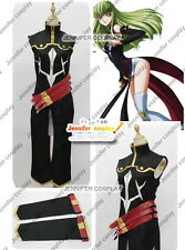 Code Geass C.C 0.1 Suit Cosplay Costume