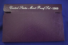 1989-s  U.S.Proof set. Genuine. complete and original as issued by US Mint.