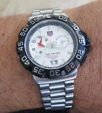 Tag Heuer Formula 1 Professional Alarm Divers Watch WAH11B