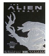 Alien Legacy 4er Box + Extra-DVD Neu OVP Sealed Jubiläums-Edition 20 Jahre Alien