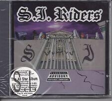 """S.I. RIDERS  """"S.I. Riders""""  NEW SEALED RAP CD - PARENTAL ADVISORY"""