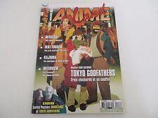 MAGAZINE ANIME LAND N°107 - Déc 2004 - TOKYO GODFATHERS MIYAZAKI IKKI TOUSEN