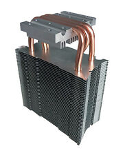 Marswalled Copper & Aluminum Radiator Heat Sink for 100w COB Led/pc CPU Graphics