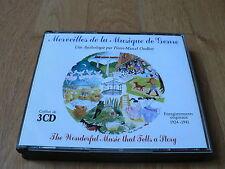 Merveilles de la musique de genre vol. 1 - Pierre-Marcel Ondher - 3 CD EPM 1998
