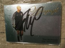 2012 Futera Unique Autograph Mint Tim Howard #/60