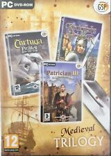 Medieval Trilogy (3 Games In 1) For PC DVD-Rom Boxed (Free UK Post)