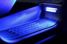 8 LED Einstiegleuchten Trittstufenleuchten für VW T5 T6 Multivan Blau