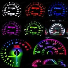 EF EL Falcon NL NF Fairlane BRIGHT White LED Dash Cluster Light Bulb Kit