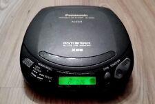 Discman Panasonic Sl-S290 Portable Cd Player Anti-Shock