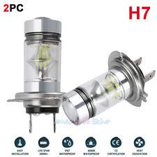 New listing Pair H7 Led Headlight Bulbs Conversion Kit Super High/Low Beam 4000Lm 6000K 100W