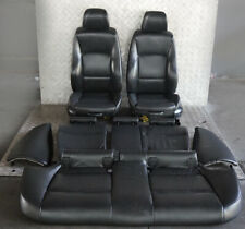 BMW 3 Series E91 M Sport Black Leather Interior Seats Airbag Door Cards Memory