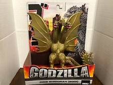 "King Ghidorah 7"" Action Figure Godzilla Playmates Series"