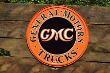 General Motors Trucks Tin Metal Sign - GMC - Sierra - Denali - Canyon - Dealer