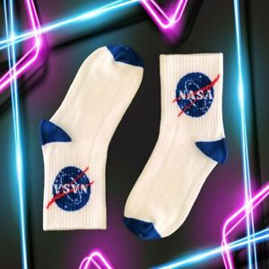 6 Pairs Catch USA Premium Classics Men's Cotton Socks, Crew, Size 8-12 s