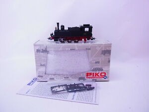 Lot 69639 PIKO H0 50050 Steam Locomotive Tender Br 89.2 The DRG Epoch II Boxed
