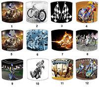 Speedway Bikes Lampshades Ideal To Match Speedway Bikes Wall Decals & Stickers